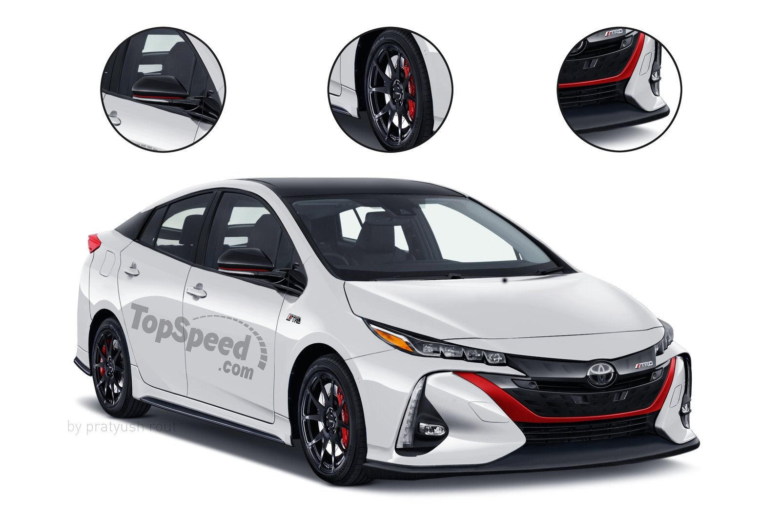 2018 toyota prius trd review top speed. Black Bedroom Furniture Sets. Home Design Ideas