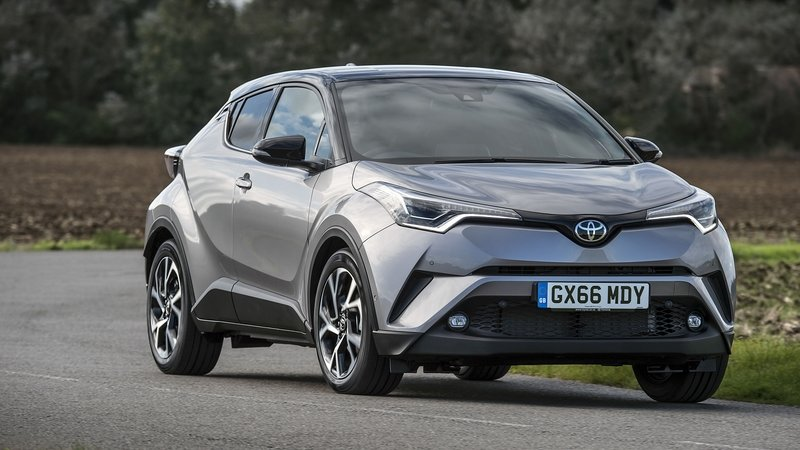 Toyota's Doubling Down On The C-HR With Massive List Of Options And Accessories