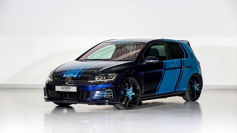 2017 Volkswagen Golf GTI First Decade