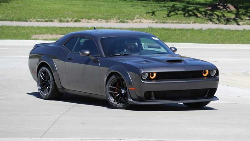 Will Dodge Offer a Demon Wide Body Kit Option for All Challenger Trims?