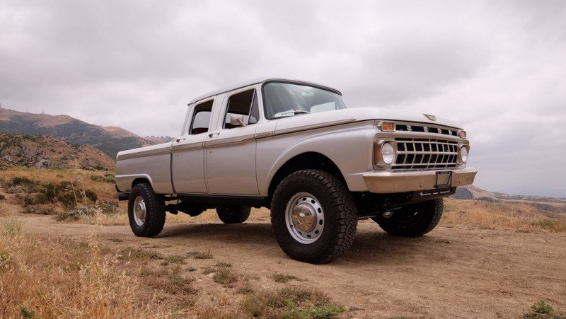 1965 Ford F-250 Six-Pack – An ICON Reformer Project