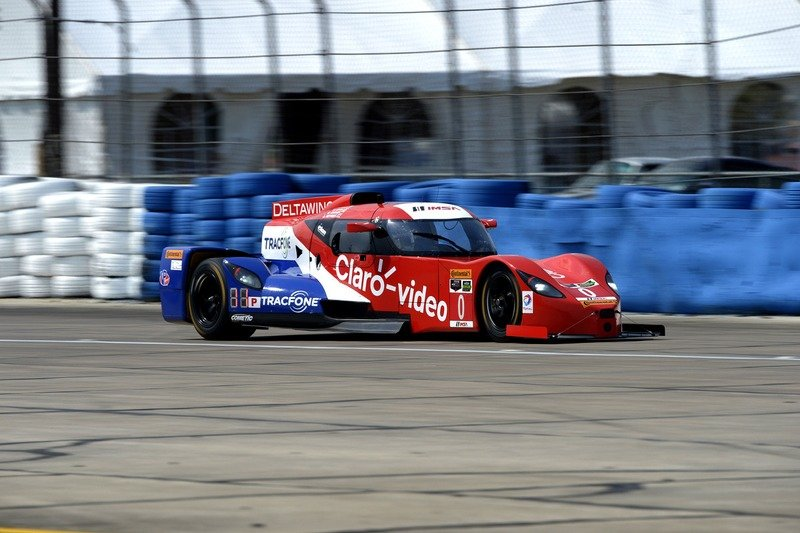 2014 DeltaWing Coupe