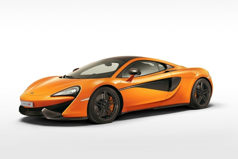 2016 McLaren 570S Coupe - image 720376