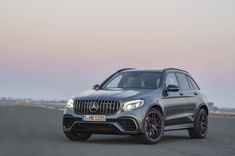 2018 Mercedes Amg Glc63 Top Speed