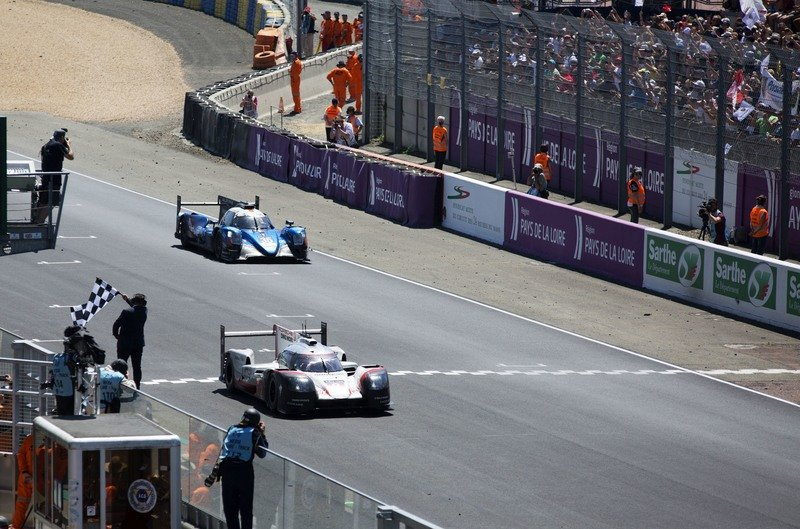 2017 24 Hours of Le Mans - Race Report High Resolution - image 720973