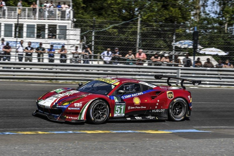 2017 24 Hours of Le Mans - Race Report High Resolution - image 720987