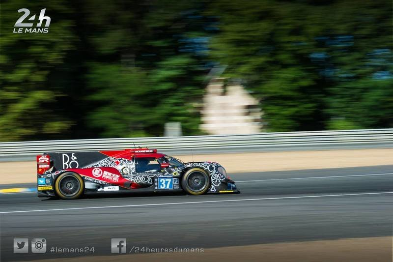 2017 24 Hours of Le Mans - Race Report - image 721009