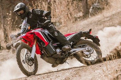 Honda might be working on a smaller Africa Twin