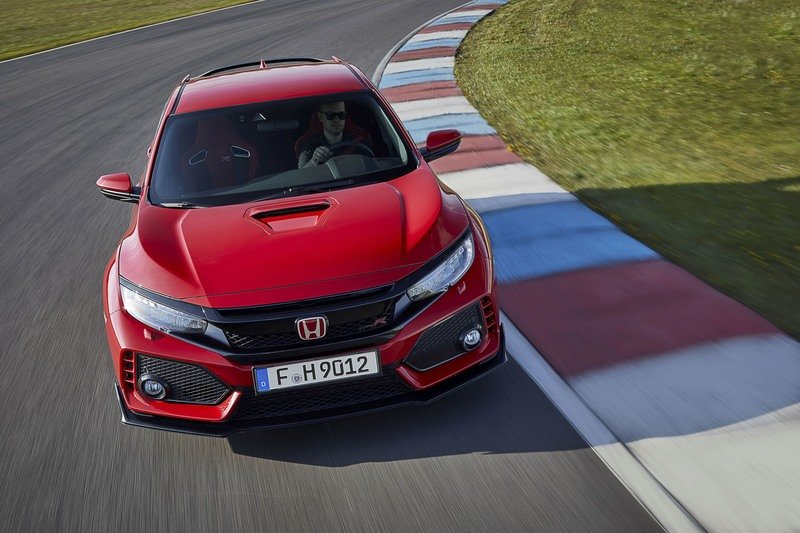 James May Just Did the Best Video Review of the Honda Civic Type R That We've Ever Seen