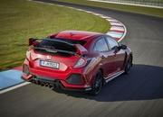 As the Ford Focus RS Fades to Black, Honda Jacks Up the Price on the Civic Type R - image 719348