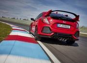As the Ford Focus RS Fades to Black, Honda Jacks Up the Price on the Civic Type R - image 719353