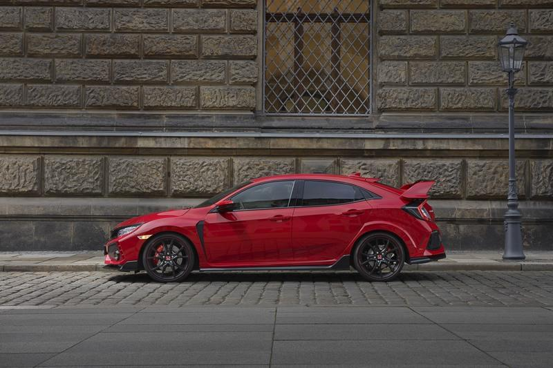 2017 Honda Civic Type R High Resolution Exterior - image 719361
