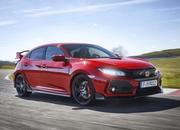 As the Ford Focus RS Fades to Black, Honda Jacks Up the Price on the Civic Type R - image 719420
