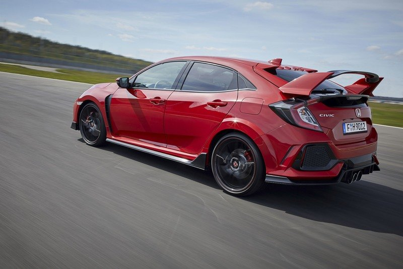 2017 Honda Civic Type R Exterior High Resolution - image 719345