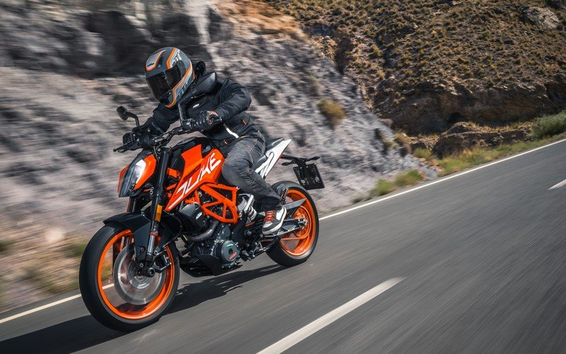 Top 10 Street Motorcycles of 2018