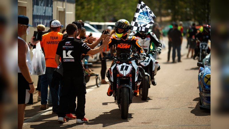KTM Delivers One-Two Punch At Pikes Peak International Hillclimb - image 722104