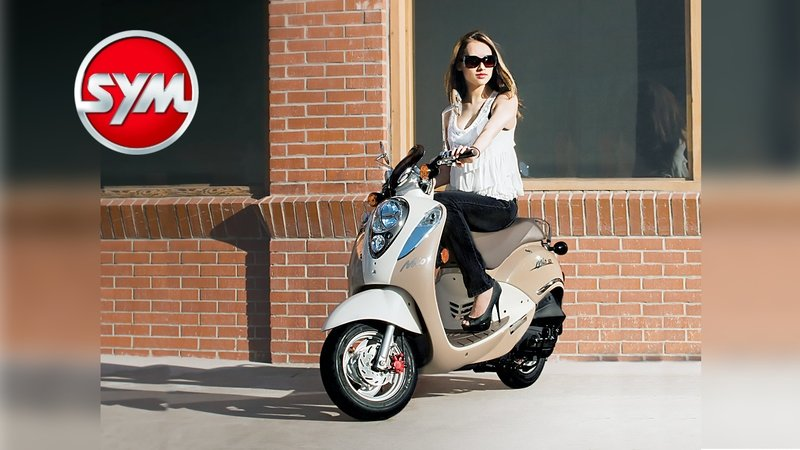 SYM Motorcycles: Models, Prices, Reviews, News