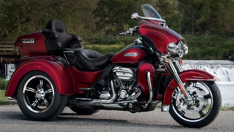 Harley Davidson: Harley-Davidson TriGlide Photos , Pictures (Pics