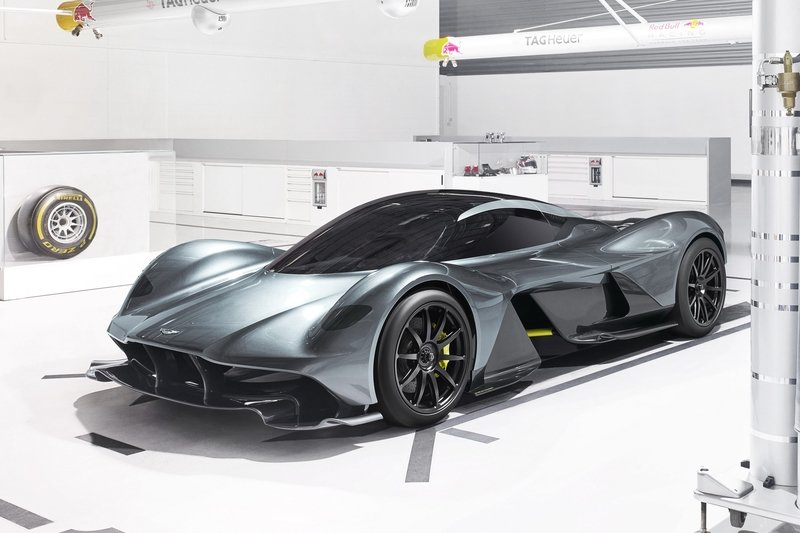 2018 Aston Martin AM-RB 001 - image 719976