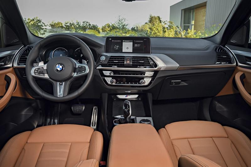 2019 BMW X3 M High Resolution Interior - image 721361