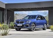 Report: BMW To offer the BMW X3 M With a Competition Package - image 721341