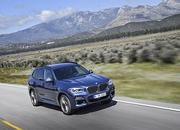 Report: BMW To offer the BMW X3 M With a Competition Package - image 721381