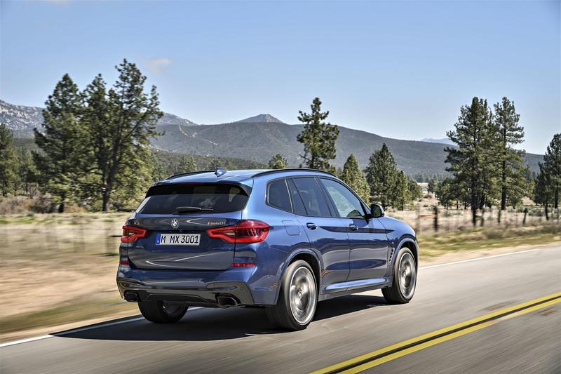 Report: BMW To offer the BMW X3 M With a Competition Package High Resolution Exterior - image 721382