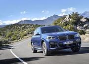 Report: BMW To offer the BMW X3 M With a Competition Package - image 721385