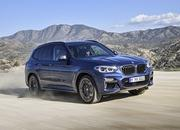 Report: BMW To offer the BMW X3 M With a Competition Package - image 721387