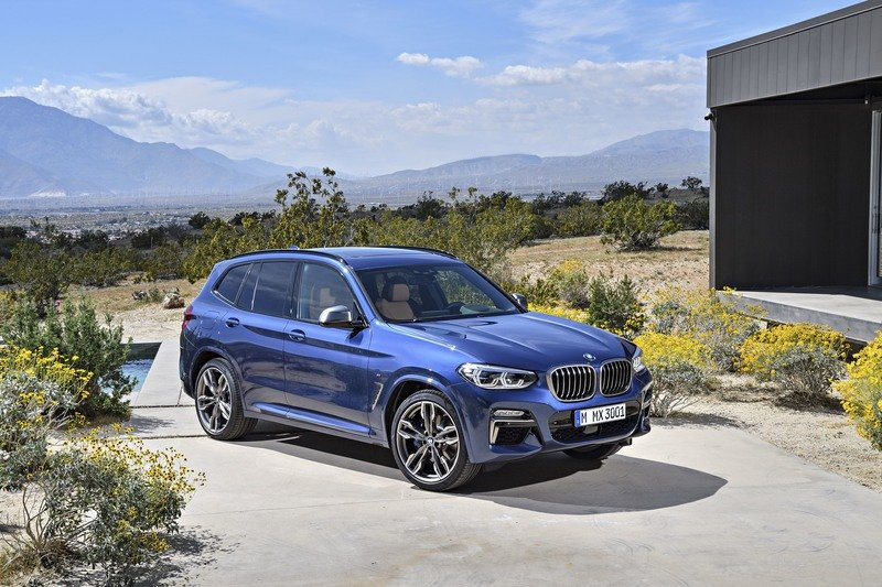 Report: BMW To offer the BMW X3 M With a Competition Package High Resolution Exterior - image 721344
