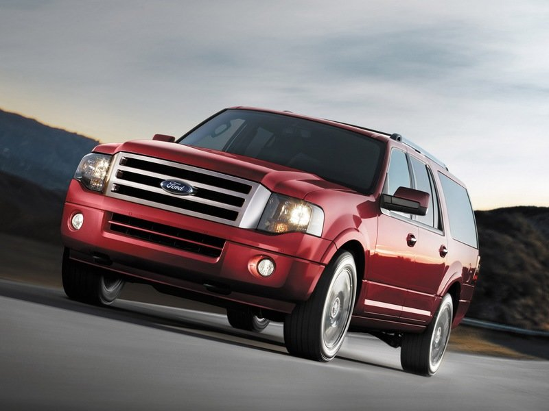 2018 Ford Expedition High Resolution Exterior - image 720839