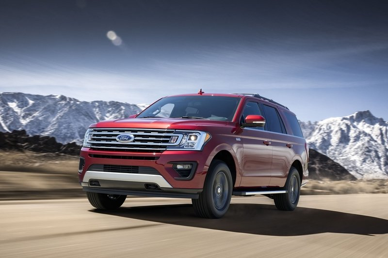 2018 Ford Expedition High Resolution Exterior - image 720798