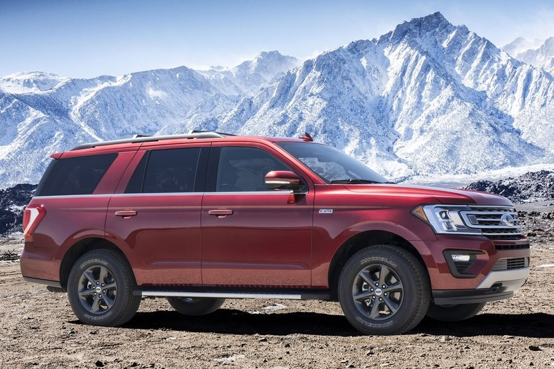 2018 Ford Expedition High Resolution Exterior - image 720799