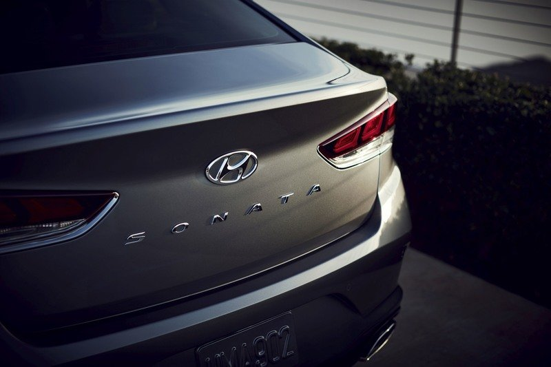 2018 Hyundai Sonata Exterior High Resolution - image 720423
