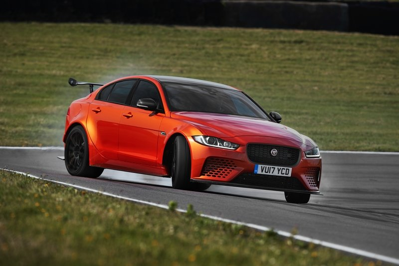 2018 Jaguar XE SV Project 8 Unveiled
