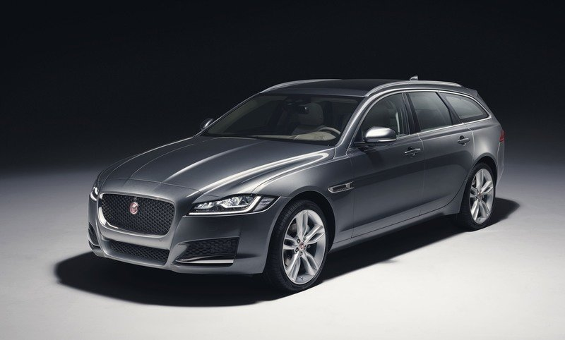 2018 Jaguar XF Sportbrake High Resolution Exterior - image 720099