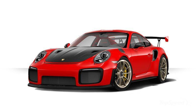Configure the Porsche 911 GT2 RS you can't afford Exterior High Resolution - image 721911