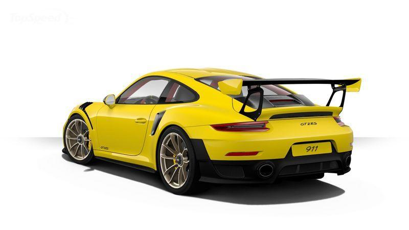 Configure the Porsche 911 GT2 RS you can't afford Exterior High Resolution - image 721916