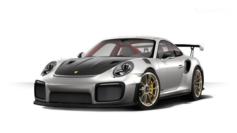 2018 Porsche 911 GT2 RS Exterior High Resolution - image 721919