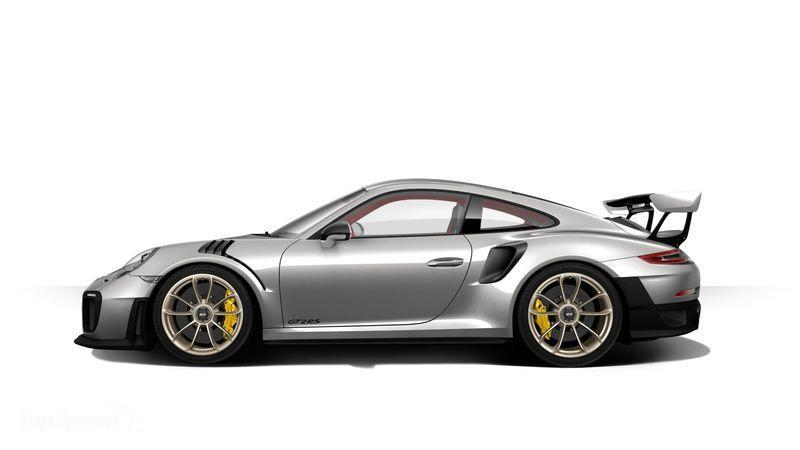 Configure the Porsche 911 GT2 RS you can't afford Exterior High Resolution - image 721922