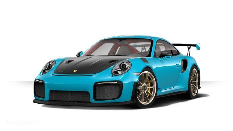 Configure the Porsche 911 GT2 RS you can't afford Exterior High Resolution - image 721933