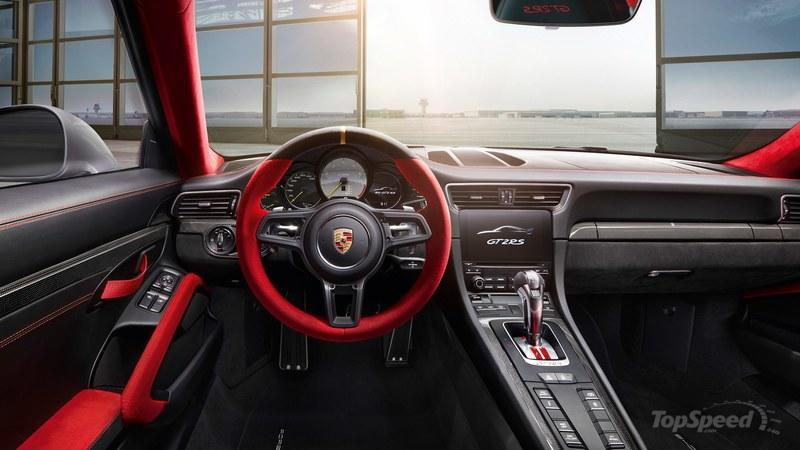 2018 Porsche 911 GT2 RS Interior High Resolution - image 721944