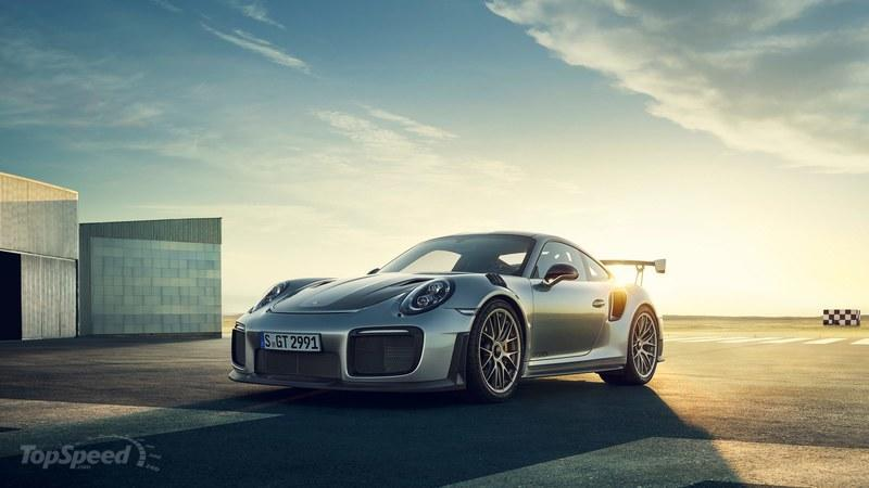 Fearing the Future? Don't - Porsche Has Plans to keep its Naturally Aspirated Engines and Manual Gearboxes Beyond the EV Onslaught