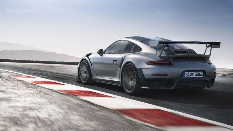 Fearing the Future? Don't - Porsche Has Plans to keep its Naturally Aspirated Engines and Manual Gearboxes Beyond the EV Onslaught High Resolution Exterior - image 721898