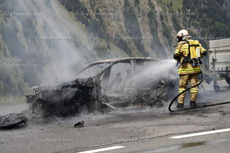 2019 Audi A7 Prototype Gets Flame Broiled While Testing in the Alps