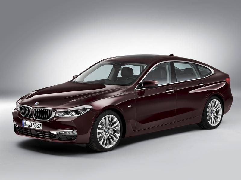 2018 BMW 6 Series Gran Turismo Exterior High Resolution - image 720173