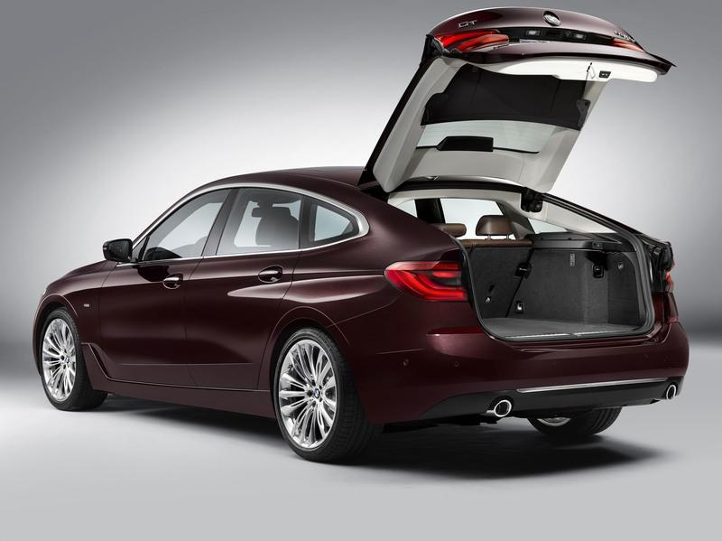 2018 BMW 6 Series Gran Turismo Exterior High Resolution - image 720176