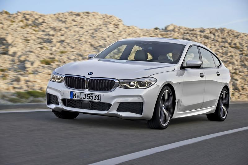 2018 BMW 6 Series Gran Turismo Exterior High Resolution - image 720193