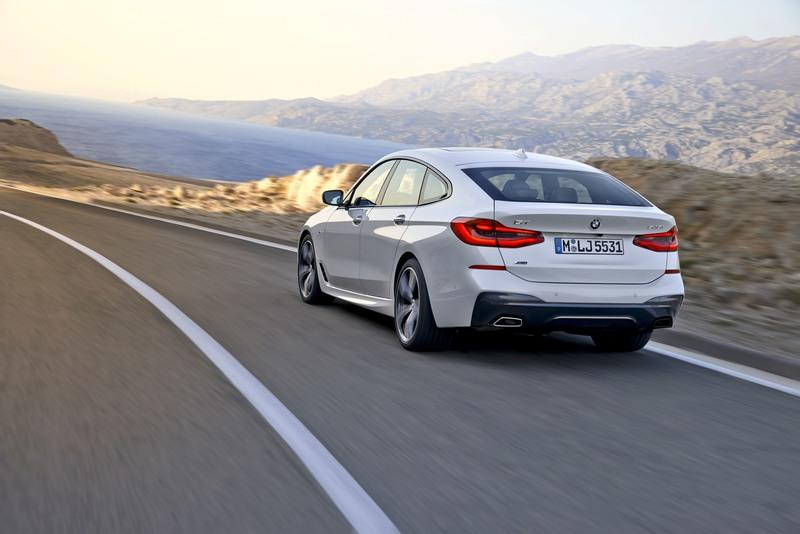 2018 BMW 6 Series Gran Turismo Exterior High Resolution - image 720195