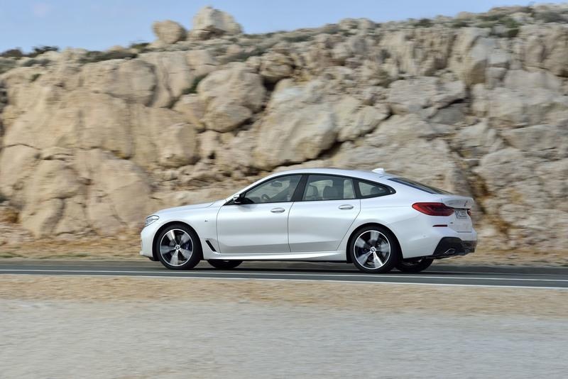 2018 BMW 6 Series Gran Turismo Exterior High Resolution - image 720208